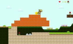Pete the Pony - peaceful platform arcade game screenshot 1/3
