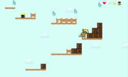 Pete the Pony - peaceful platform arcade game screenshot 2/3