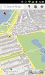 G Map App screenshot 1/6