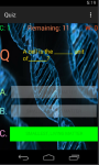 Biology Knowledge Test screenshot 2/6