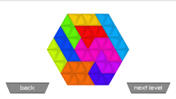 Triangle Puzzle screenshot 2/6