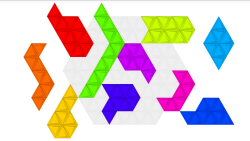 Triangle Puzzle screenshot 5/6