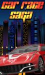 Car Race Saga Race screenshot 1/1