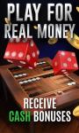 Backgammon For Money  screenshot 1/3