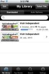 Irish Independent ePaper Edition screenshot 1/1