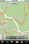 Parc National de Port-Cros - GPS Map Navigator screenshot 1/1