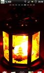 Glowing Red Lantern Live Wallpaper screenshot 1/6