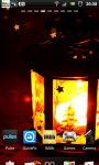 Glowing Red Lantern Live Wallpaper screenshot 3/6