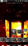 Glowing Red Lantern Live Wallpaper screenshot 4/6