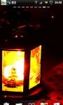 Glowing Red Lantern Live Wallpaper screenshot 5/6