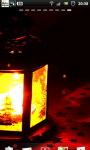 Glowing Red Lantern Live Wallpaper screenshot 6/6