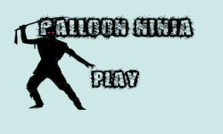 Ninja vs Baloons: Slash screenshot 4/4