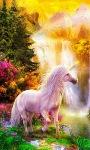 Unicorn Waterfall Live Wallpaper screenshot 2/3