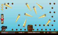 Cannonball Commander Free screenshot 4/5