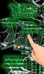 The Matrix 3D Live Wallpaperfree screenshot 3/3