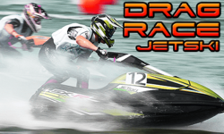 Drag Race Jetski 240x400 screenshot 1/6