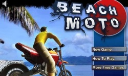 Beach Racing Moto screenshot 1/4