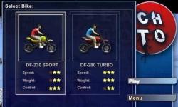 Beach Racing Moto screenshot 2/4