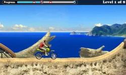 Beach Racing Moto screenshot 3/4