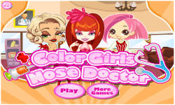 Color Girls Nose Doctor screenshot 1/5