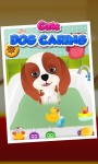 Cute Dog Caring 4 - Kids Game screenshot 1/5