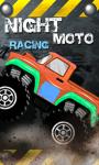 Night Moto Racing – Free screenshot 1/6