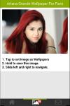 Ariana Grande Wallpapers for Fans screenshot 2/6