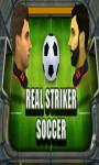 Real Striker Soccer - The Game screenshot 1/4