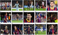 Free Leo Messi Wallpapers screenshot 2/4