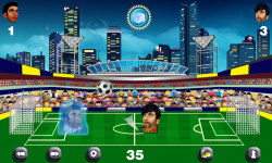 Quick Soccer J2ME screenshot 4/6
