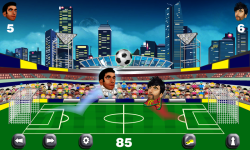 Quick Soccer J2ME screenshot 5/6