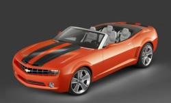 Chevrolet Camaro automobile HD Wallpaper screenshot 1/6