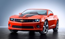 Chevrolet Camaro automobile HD Wallpaper screenshot 5/6