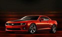 Chevrolet Camaro automobile HD Wallpaper screenshot 6/6