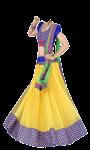 Indian Chaniya-Soli Photo Suit screenshot 4/4