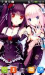 Anime Neko Girls Live Wallpaper screenshot 1/3