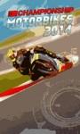 Championship motorbike 2014 screenshot 1/6