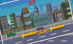 Jumpy Car addicting game screenshot 3/4