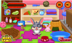 Cute Bunny Care screenshot 2/4