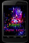 Enjoy New Year screenshot 1/3