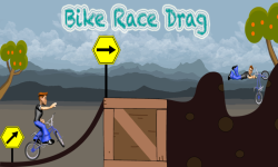 Bike Race Drag screenshot 1/3