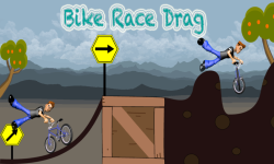 Bike Race Drag screenshot 2/3