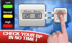 Blood Pressure Scanner Prank screenshot 1/5