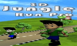 3D Jungles Run Pro  screenshot 1/6