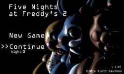 Five Nights at Freddys 2 master screenshot 2/6