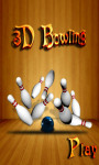 3D Bowlling Game screenshot 1/4