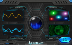 Equalizer and Bass Booster Pro indivisible screenshot 1/6