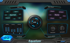 Equalizer and Bass Booster Pro indivisible screenshot 2/6