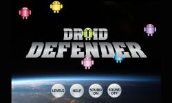 Droid Defender Free screenshot 1/3
