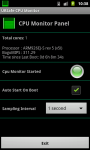 URSafe CPU Notification screenshot 1/3